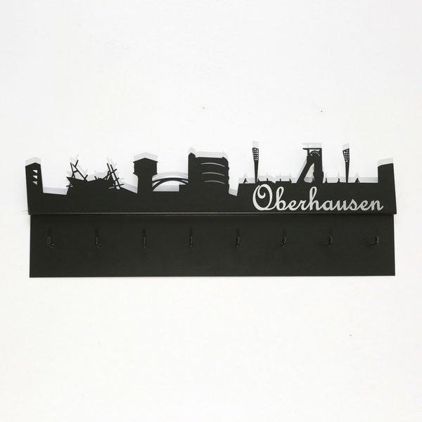 Garderobe Skyline Oberhausen aus Stahl