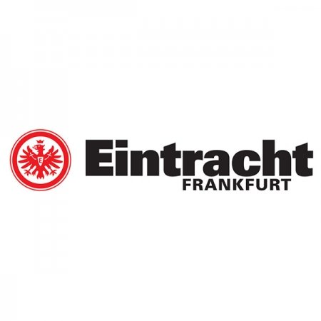 Eintracht Frankfurt Teelicht aus Metall Fussball