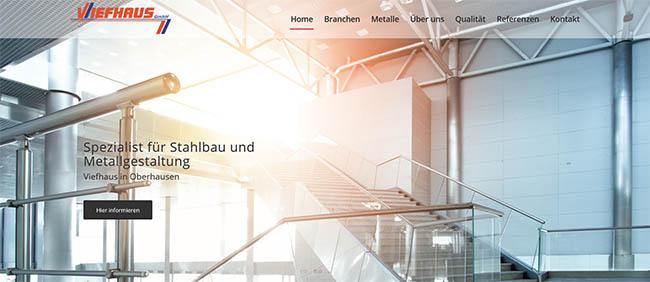 Viefhaus GmbH: Spezialist für Metallbau und Verarbeitung