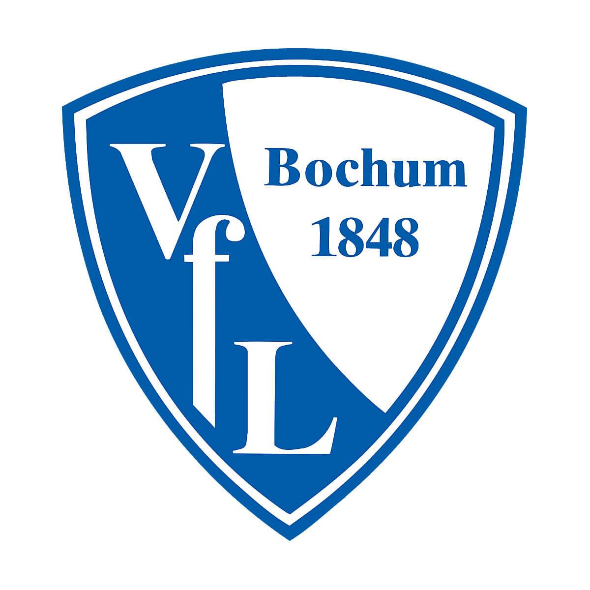 VfL Bochum Fanshop: Offizielles Logo des Fußballvereins VfL Bochum