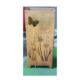 Feuersäule Rostoptik Schmetterling